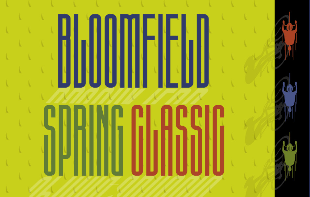 2019 Bloomfield Spring Classic